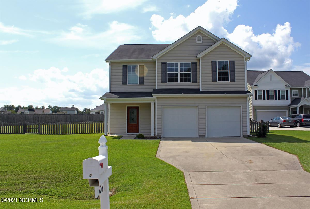 Photo of 506 Shelmore Lane, Jacksonville, NC 28540 (MLS # 100286118)