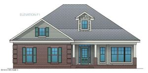 Photo of 2125 Whiskey Branch Drive, Wilmington, NC 28409 (MLS # 100189119)