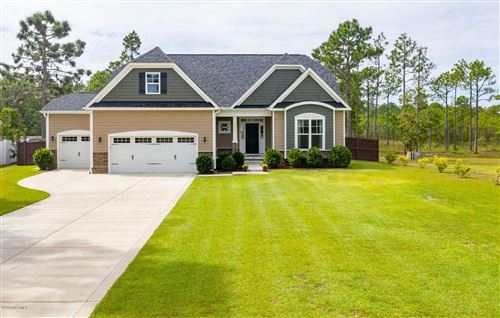 Photo of 391 Scrub Oaks Drive, Hampstead, NC 28443 (MLS # 100239119)