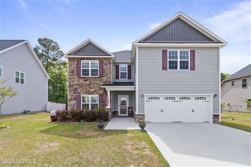 Photo of 315 Bear Run, Maple Hill, NC 28454 (MLS # 100267119)