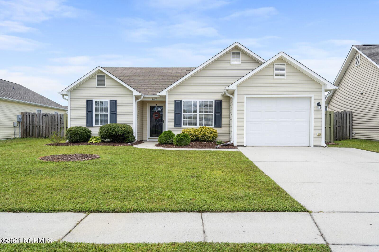 Photo of 1167 Amber Pines Drive, Leland, NC 28451 (MLS # 100292119)