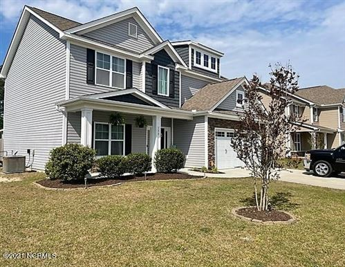 Photo of 133 Peytons Ridge Drive, Hubert, NC 28539 (MLS # 100264121)