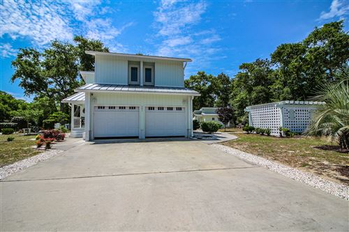 Photo of 501 W Oak Island Drive, Oak Island, NC 28465 (MLS # 100270121)