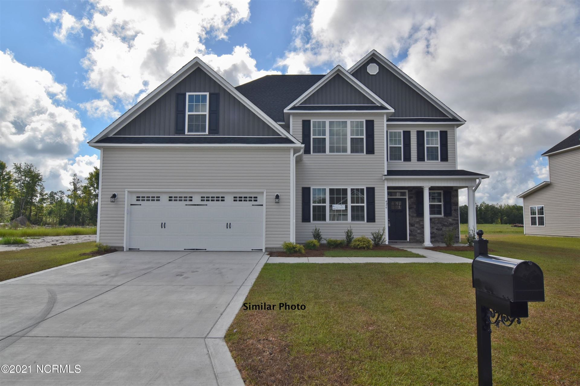 Photo for 304 Naval Store Drive, Jacksonville, NC 28546 (MLS # 100272121)