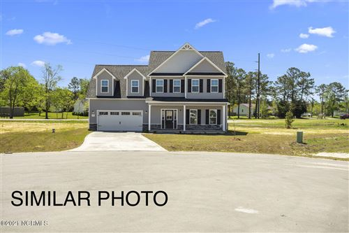 Photo of 118 Easton Drive, Richlands, NC 28574 (MLS # 100255122)