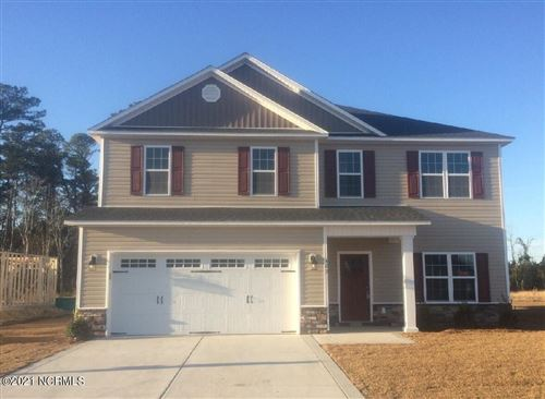 Photo of 402 Water Wagon Trail, Jacksonville, NC 28546 (MLS # 100259123)