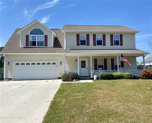 Photo of 504 Compass Court, Sneads Ferry, NC 28460 (MLS # 100268123)