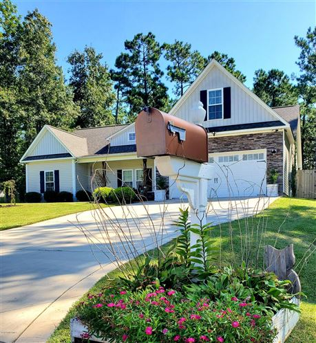 Photo of 105 Old Dock Landing Road, Sneads Ferry, NC 28460 (MLS # 100239124)