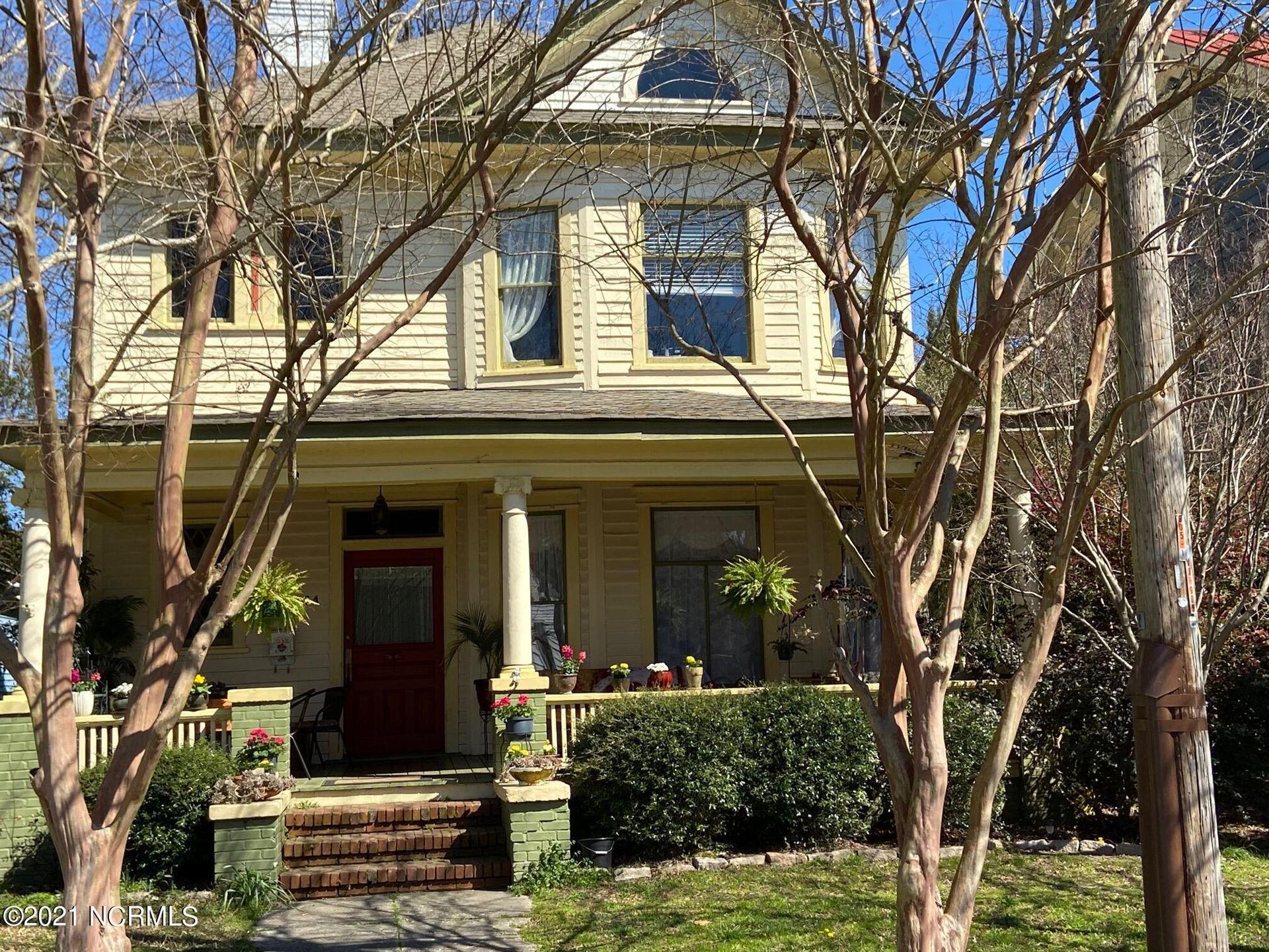 Photo of 604 W 2nd Street, Washington, NC 27889 (MLS # 100260124)