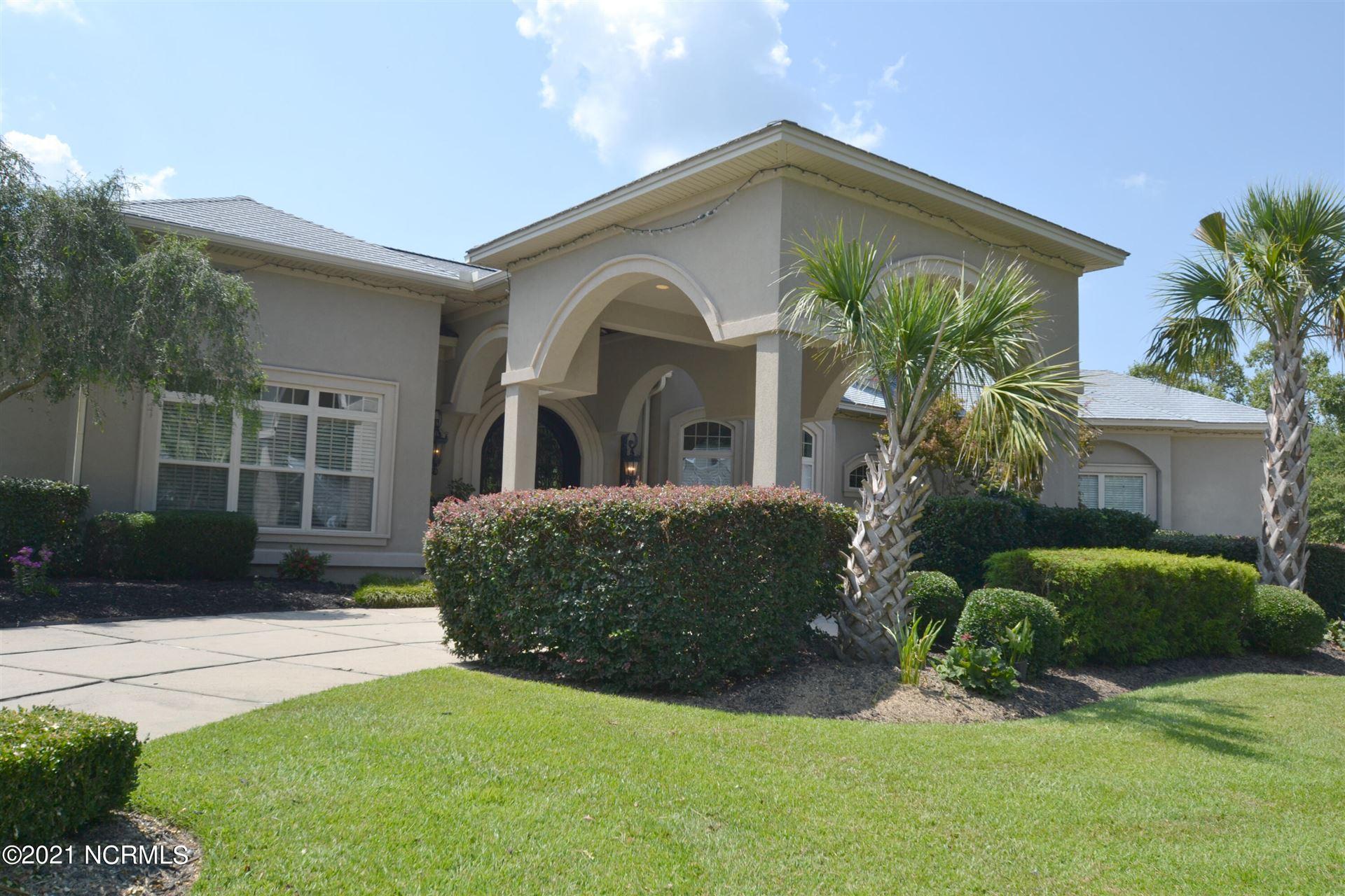 Photo of 3609 Fair Oaks Court, Greenville, NC 27834 (MLS # 100290125)