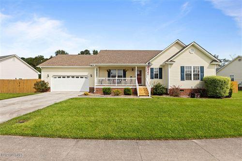 Photo of 112 Sagefield Drive, Jacksonville, NC 28540 (MLS # 100237126)