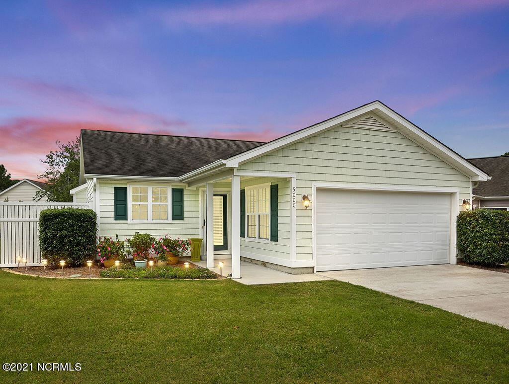 Photo of 5000 Glen Cove Drive SE, Southport, NC 28461 (MLS # 100293126)