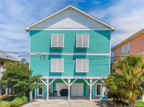 Photo of 1609 Mackerel Lane #Unit 2, Carolina Beach, NC 28428 (MLS # 100276127)