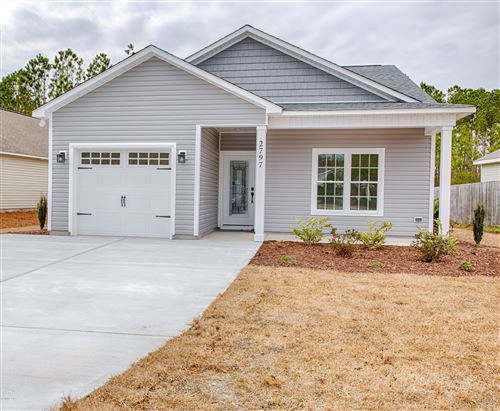 Photo of 2797 Country Club Drive, Hampstead, NC 28443 (MLS # 100206128)