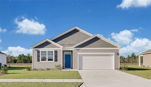 Photo of 5400 Black Oak Court #Lot 34, Winnabow, NC 28479 (MLS # 100275128)