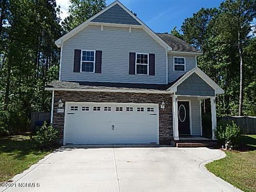 Photo of 868 Old Folkstone Road, Sneads Ferry, NC 28460 (MLS # 100276129)