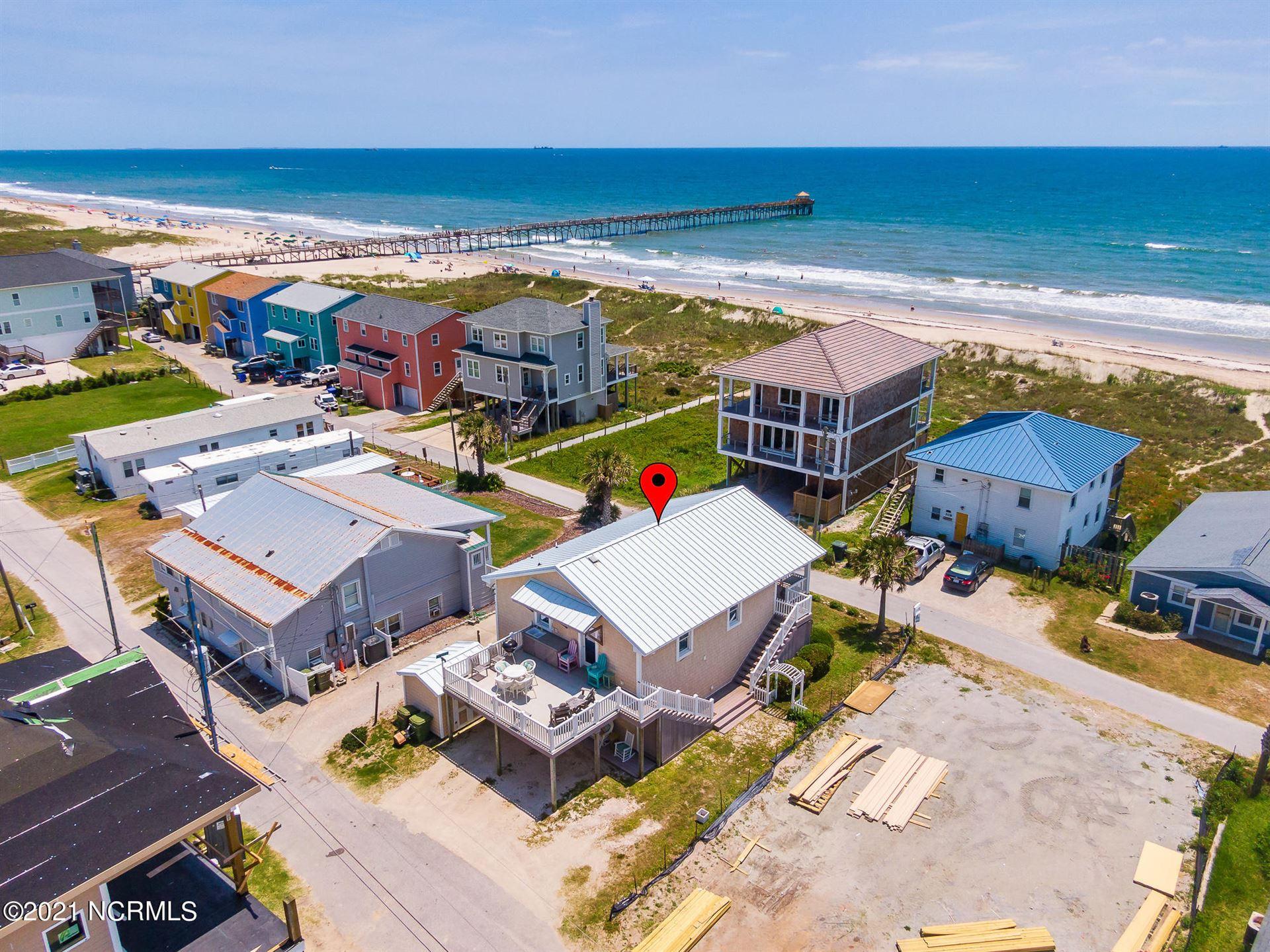 Photo of 309 Glenn Street, Atlantic Beach, NC 28512 (MLS # 100286129)