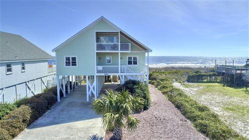 Photo of 199 Ocean Boulevard W, Holden Beach, NC 28462 (MLS # 100209130)