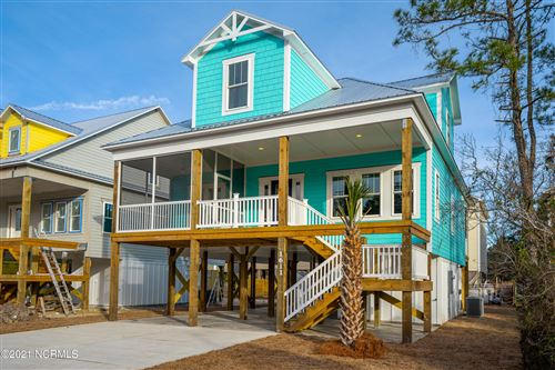 Photo of 1611 Spot Lane, Carolina Beach, NC 28428 (MLS # 100222130)