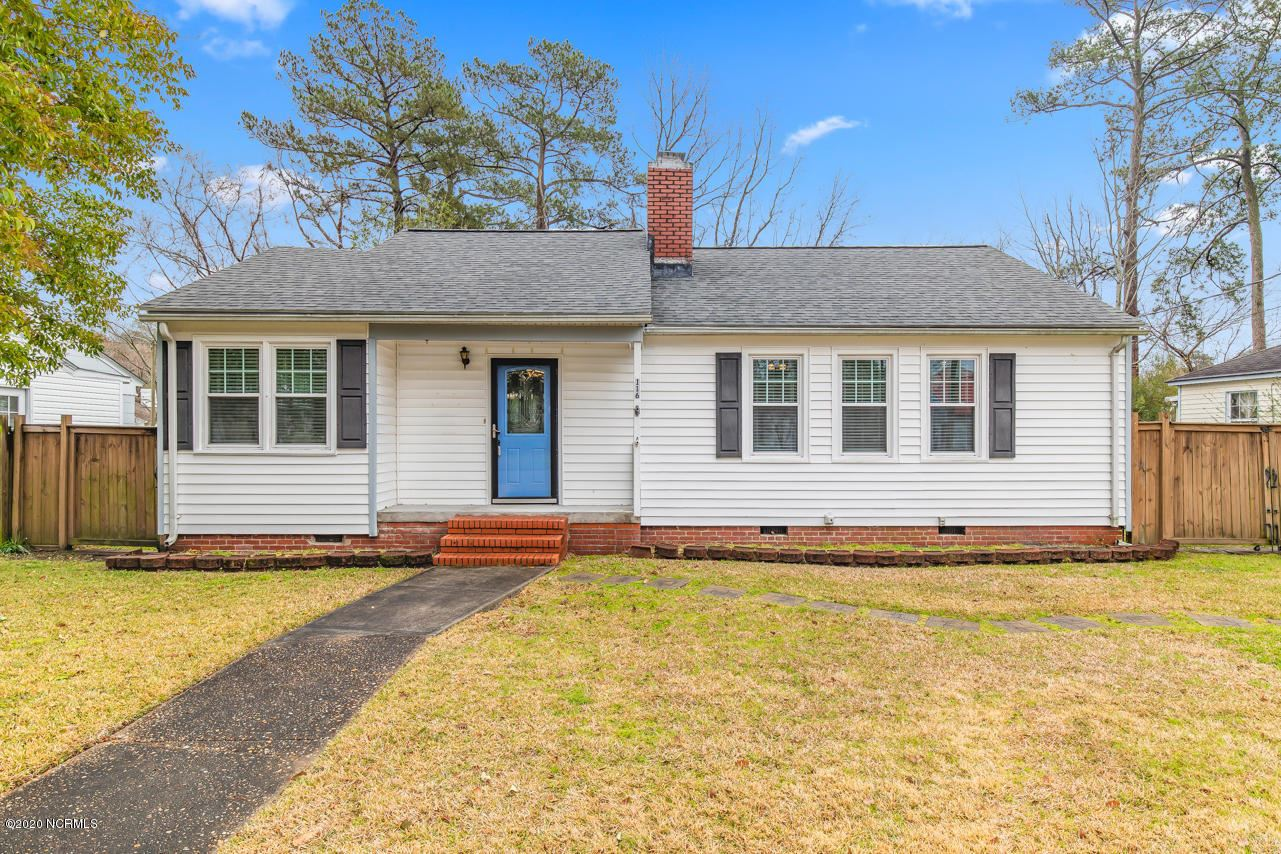 116 Westminister Drive, Jacksonville, NC 28540 - #: 100192130