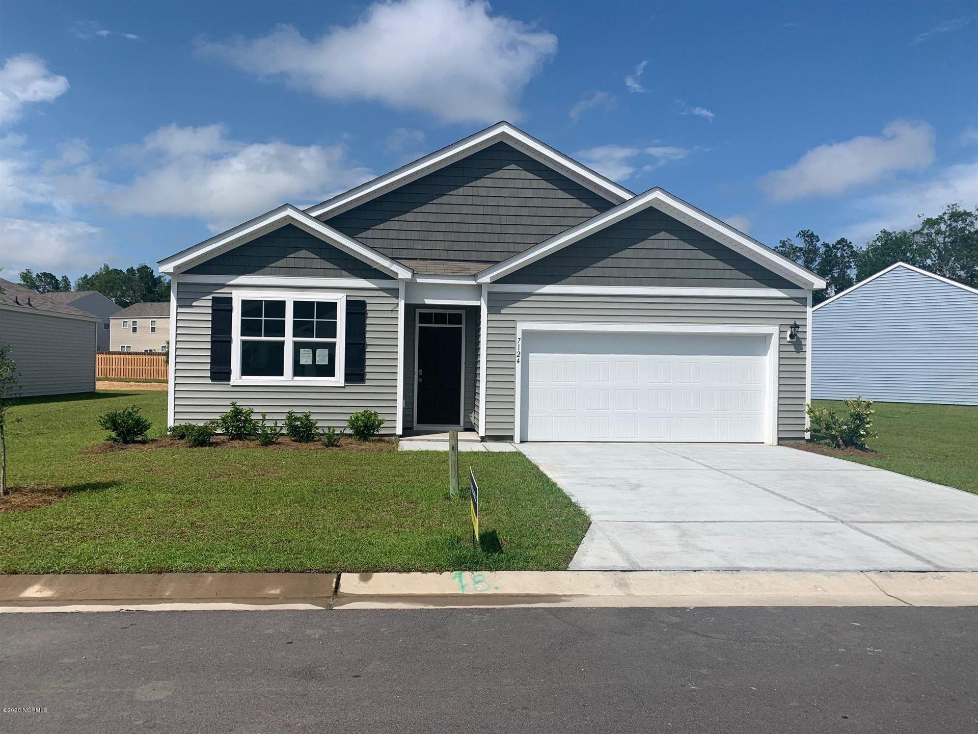Photo for 9124 Saint Thomas Court Road #Lot 48, Wilmington, NC 28411 (MLS # 100273130)