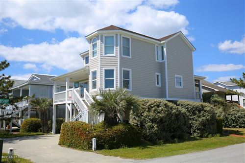 Photo of 1140 Ocean Boulevard W, Holden Beach, NC 28462 (MLS # 100195132)