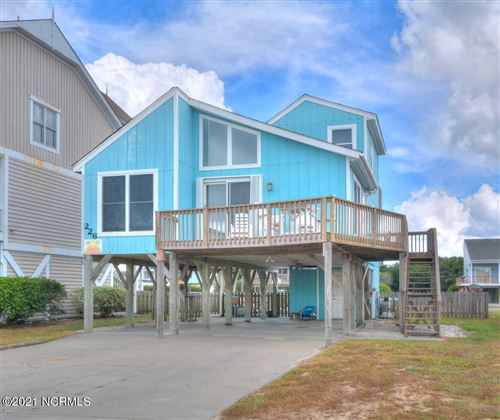 Photo of 226 W Beach Drive, Oak Island, NC 28465 (MLS # 100259132)