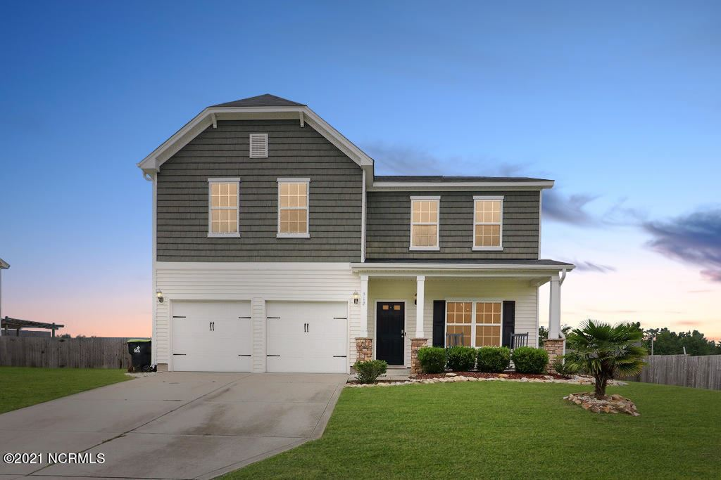 Photo of 512 Shelmore Lane, Jacksonville, NC 28540 (MLS # 100283132)