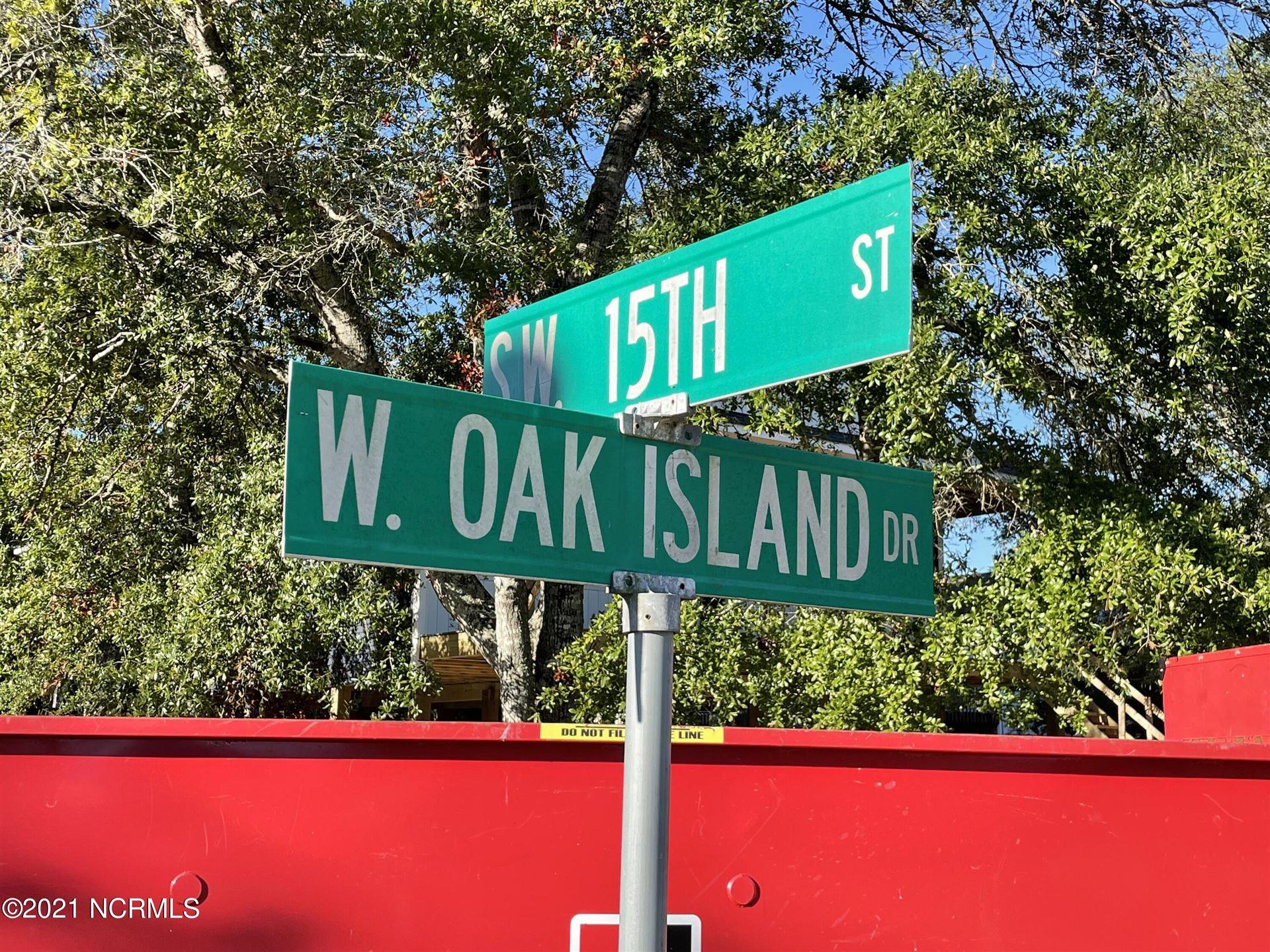 Photo of 1501 W Oak Island Drive, Oak Island, NC 28465 (MLS # 100292133)