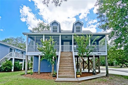 Photo of 3901 E Yacht Drive, Oak Island, NC 28465 (MLS # 100185135)