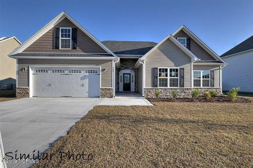 Photo of 605 Bonarva Court, Jacksonville, NC 28546 (MLS # 100181136)