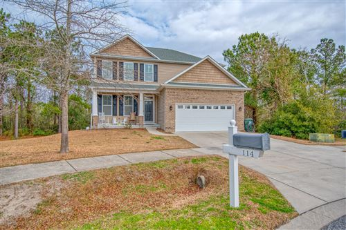 Photo of 114 Bunchberry Court, Hampstead, NC 28443 (MLS # 100199136)