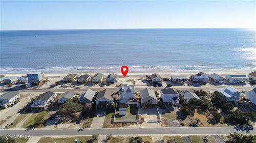 Tiny photo for 621 E Beach Drive, Oak Island, NC 28465 (MLS # 100258136)