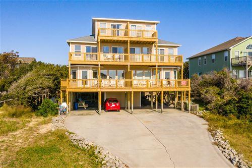 Photo of 6406 Ocean Drive #W, Emerald Isle, NC 28594 (MLS # 100194137)