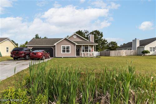 Photo of 441 Dion Drive, Hubert, NC 28539 (MLS # 100273137)