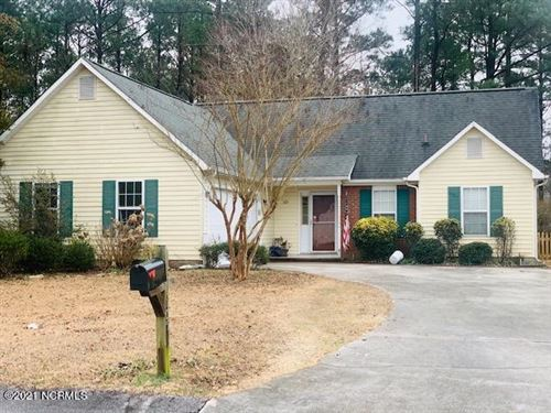 Photo of 105 Yellowwood Drive, Jacksonville, NC 28546 (MLS # 100258138)