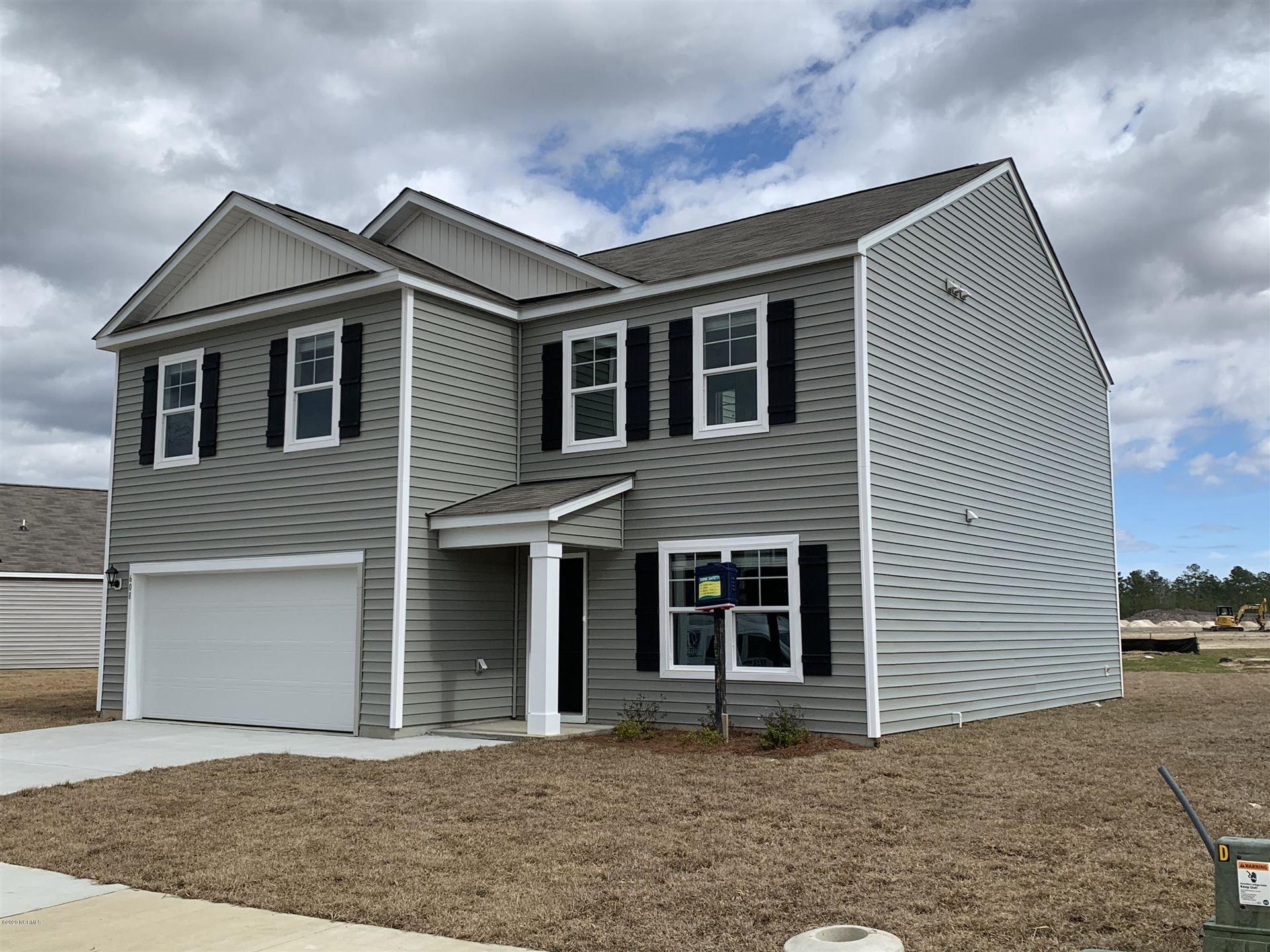 Photo of 249 Hope Creek Drive #Lot 15, Hampstead, NC 28443 (MLS # 100294138)