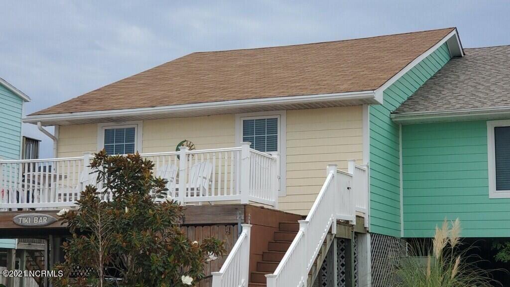 Photo of 217 Port Drive, North Topsail Beach, NC 28460 (MLS # 100290139)