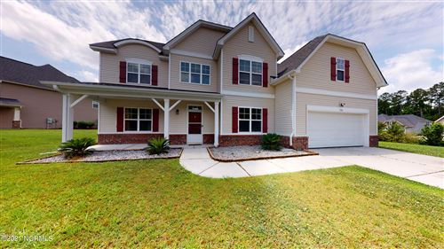Photo of 900 Stagecoach Drive, Jacksonville, NC 28546 (MLS # 100276140)
