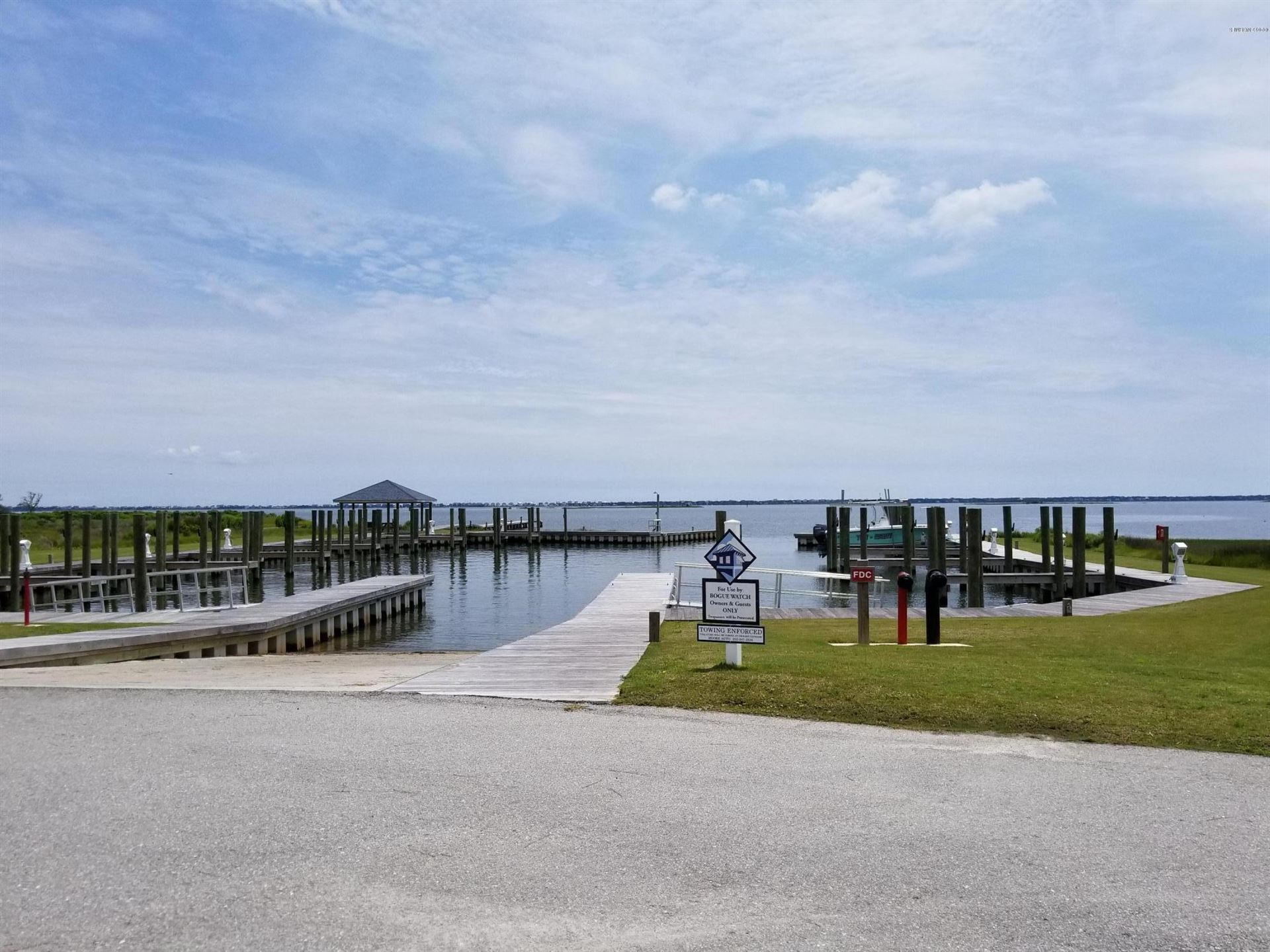 Photo of 305 Seafarer Street, Newport, NC 28570 (MLS # 100070141)