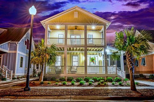 Photo of 1312 Pinfish Lane, Carolina Beach, NC 28428 (MLS # 100231142)