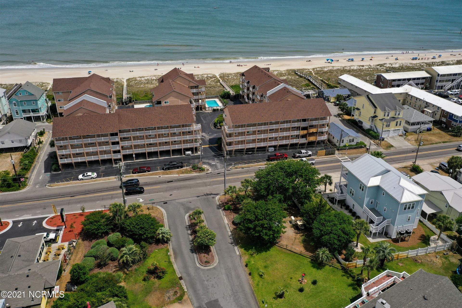Photo of 407 Carolina Sands Drive, Carolina Beach, NC 28428 (MLS # 100268142)