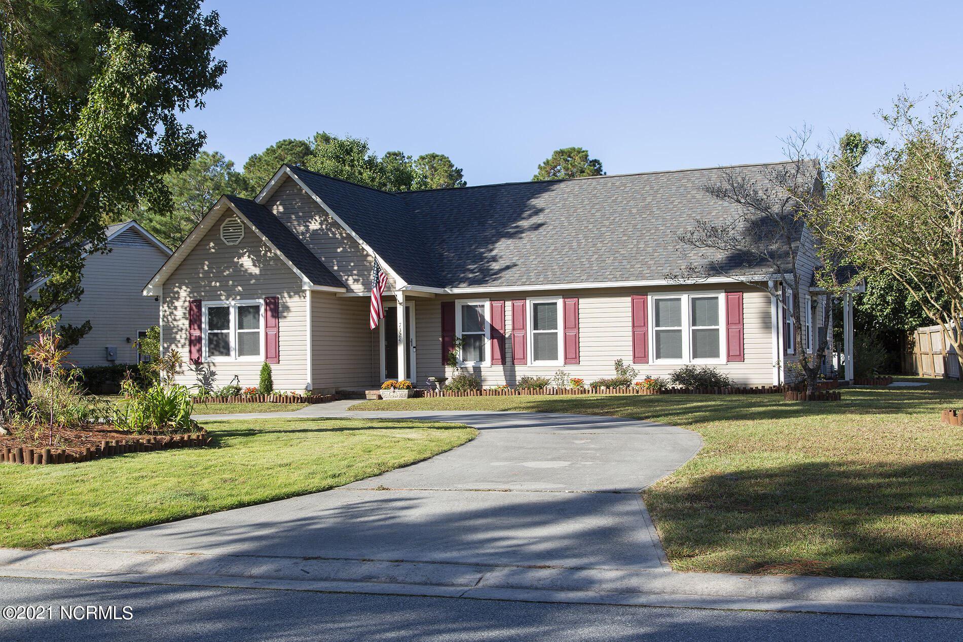 Photo of 7324 Quail Woods Road, Wilmington, NC 28411 (MLS # 100296143)