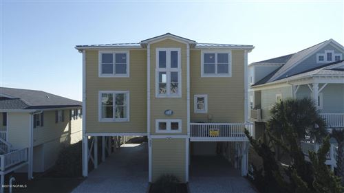 Photo of 593 Ocean Boulevard W, Holden Beach, NC 28462 (MLS # 100194144)