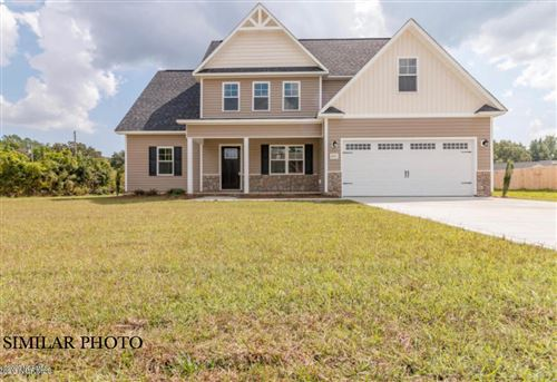 Photo of 115 Easton Drive, Richlands, NC 28574 (MLS # 100254144)