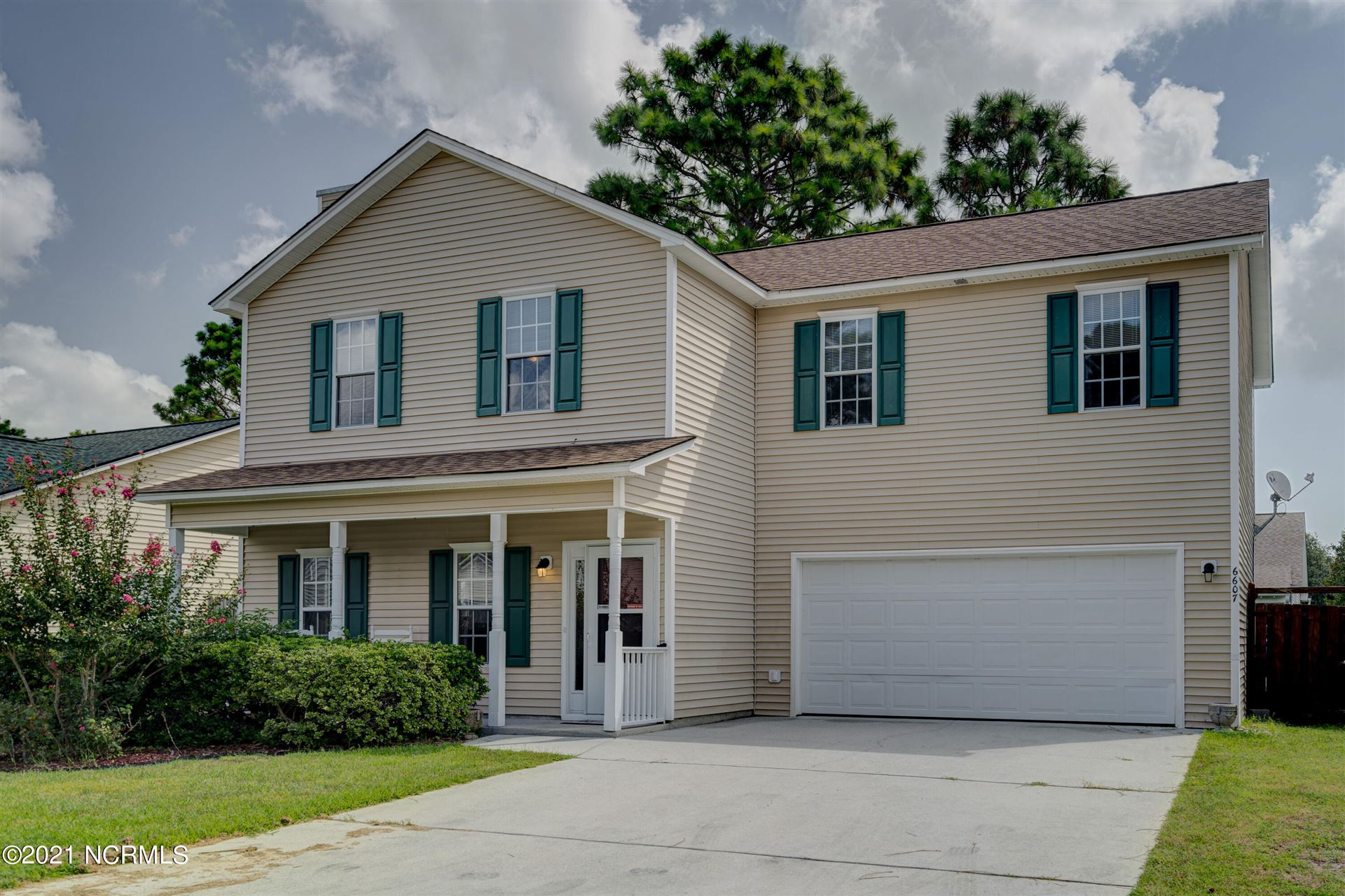 Photo of 6607 Dorrington Drive, Wilmington, NC 28412 (MLS # 100289145)