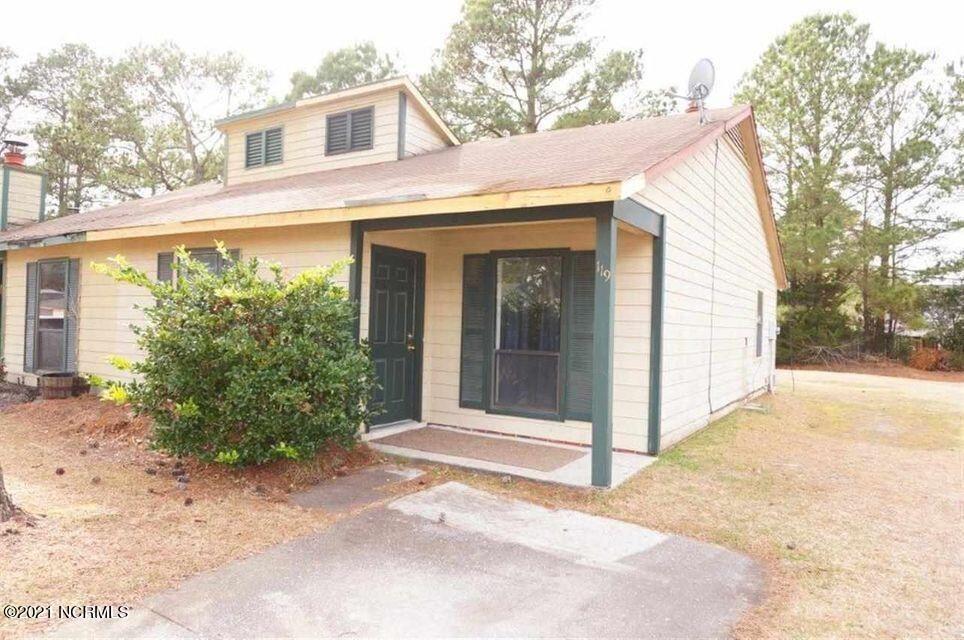 Photo of 119 Village Circle, Jacksonville, NC 28546 (MLS # 100291145)