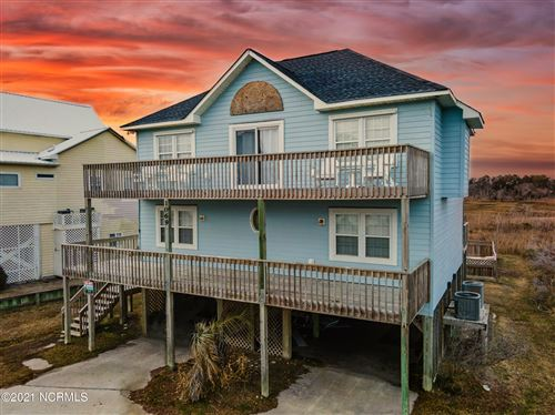 Photo of 1069 New River Inlet Road, North Topsail Beach, NC 28460 (MLS # 100256147)
