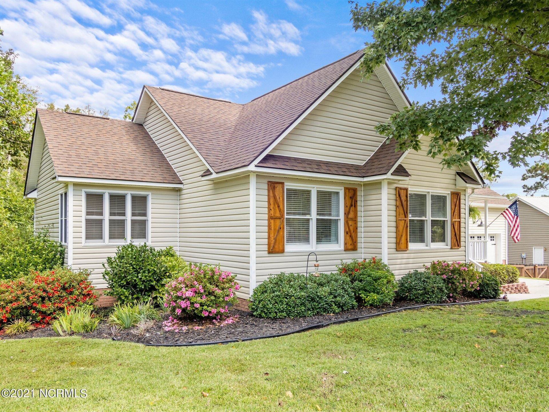 Photo of 426 Whirlaway Boulevard, Sneads Ferry, NC 28460 (MLS # 100292147)
