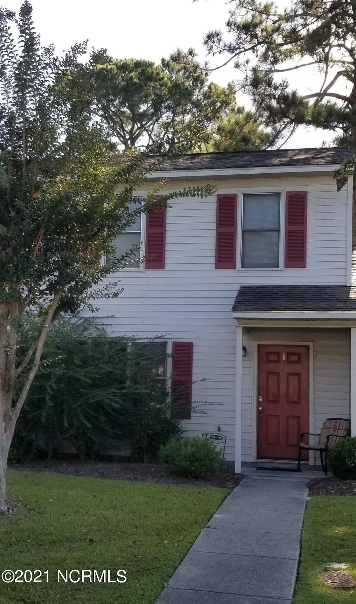 Photo of 5 Port West Court S #Apt C, Swansboro, NC 28584 (MLS # 100293147)